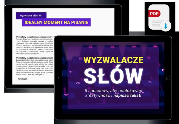 Wyzwalacze słów - raport PDF